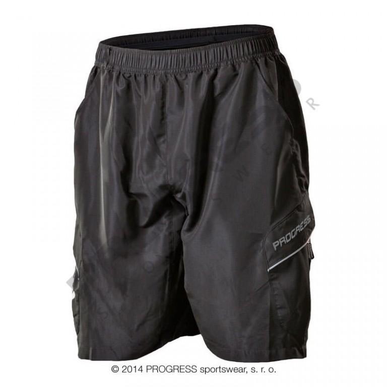 90d86e643f4 Cyklistické freeride šortky PROGRESS Trail Shorts - vel. M   Outdoor ...