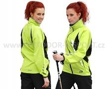 RVC Bikers Women - žlutozelená