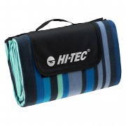 HI-TEC Nico -  navy/blue stripes - 150 x 180 cm