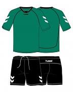 HUMMEL Team Spirit 06-167 - tm. zelená