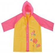 MARTES Bunny Kids - žlutá/růžová