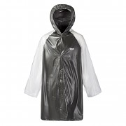 BEJO Mure Raincoat JR - blackened pearl - vel. 134-140