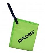FLORES Trip Towel L - zelená (60 x 110 cm)