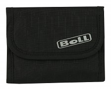 BOLL Deluxe Wallet - black/lime
