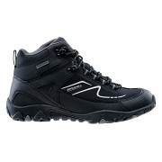 ELBRUS Maash Mid WP - black/dark grey