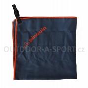PINGUIN Outdoor Towel XS - šedá