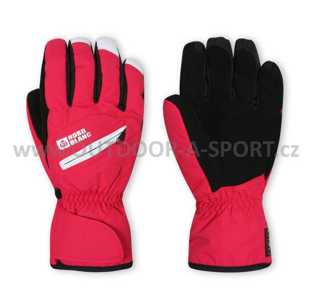 Dámské lyžařské rukavice NORDBLANC NBWG2849 RZO - vel. 4   Outdoor-a ... b3b0a84170