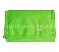 NIKE Basic Wallet Voltage Green