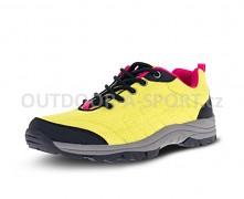 NORDBLANC Elevate Lady NBLC75 jeřábková žlutá - vel. 40 Dámská outdoorová  obuv ... 91476e5164