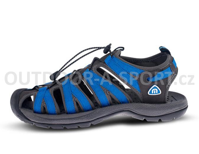 Pánská outdoorová obuv NORDBLANC Supreme NBLC80 crystal černá - vel ... 8db47f14ed