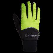 KLIMATEX Diogo - černá/zelená jarní - vel. L