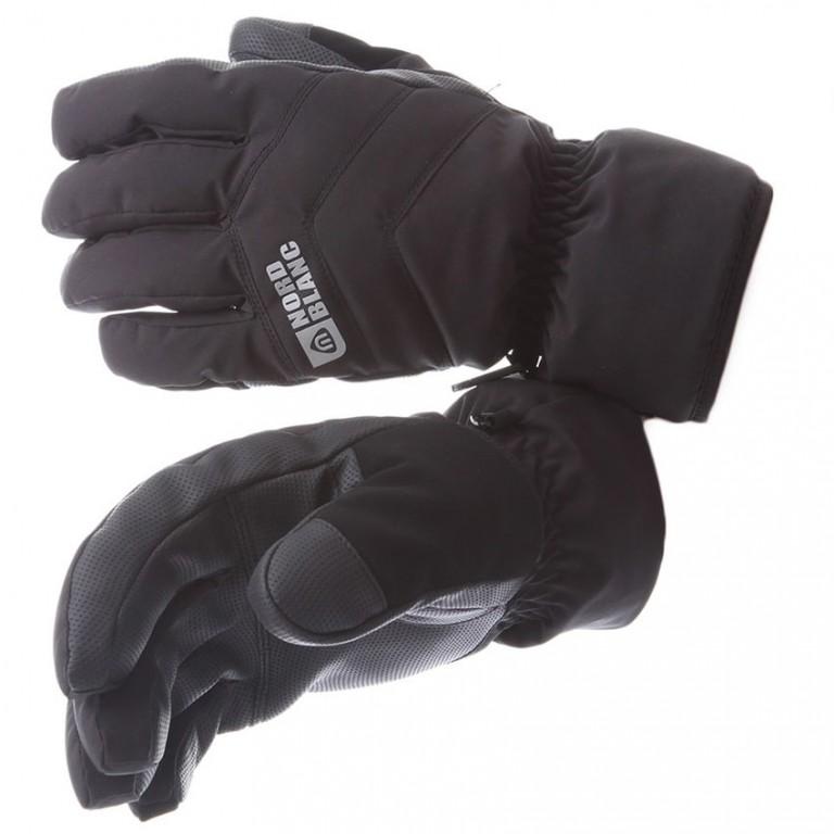 Dětské lyžařské rukavice NORDBLANC NBWGK5988 CRN - vel. 7y-8y ... f083079c5e