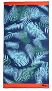 AQUAWAVE Jungle Towel - black jungle print