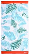AQUAWAVE Jungle Towel - white jungle print