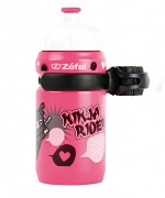 ZÉFAL Little Z Ninja Girl 350 ml s držákem
