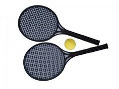 ACRA Itálie - tenis soft 2x raketa + míček
