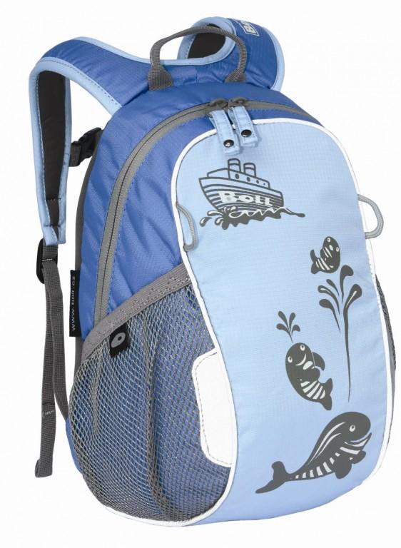 Dětský batoh BOLL Bunny 6 l - iceblue dutch blue   Outdoor-a-sport ... 03b2f8465d