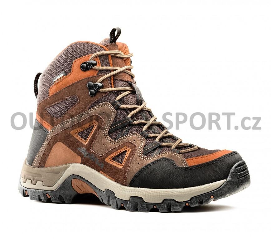 a17dc187d2c Pánská outdoorová obuv ALPINA Tracker Mid - vel. 42   Outdoor-a ...