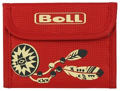 BOLL Kids Wallet - truered