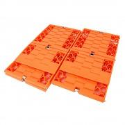 ICE SPIKES vyprošťovací podložka skládací 95 x 18 x 1,25 cm