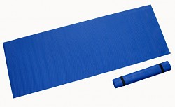 ACRA Yoga 4 mm - modrá 05-D80-MO