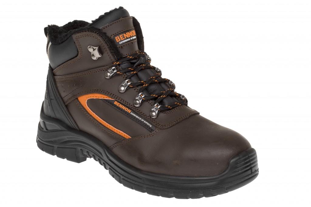 Pracovní obuv ADAMANT Classic O2 Winter High - vel. 36   Outdoor-a ... 073f37cdd33