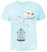 BEJO Bird Kids - pastel blue - vel. 134