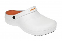 BENNON Maxim OB White Slipper