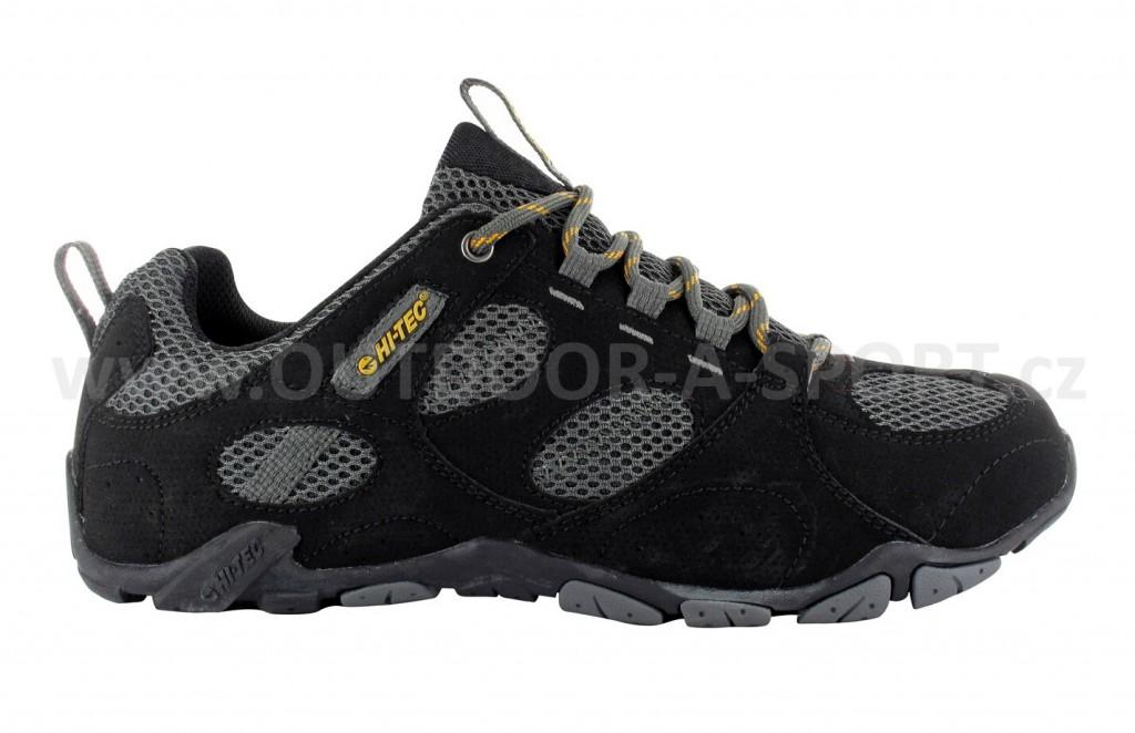 455242ea4 Pánská módní obuv HI-TEC Corsair Aero - smokey brown - vel. 41 ...