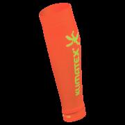 KLIMATEX Ram1 - lososová neon/zelená leon - vel. 35-38