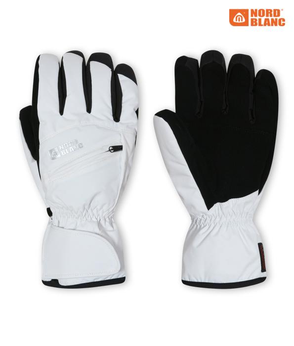 3c1912808d3 Dámské lyžařské rukavice NORDBLANC NBWG2849 BLA - vel. 4   Outdoor-a ...