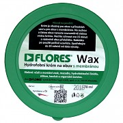 FLORES Wax 70 - bezbarvý