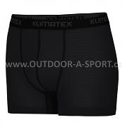 KLIMATEX Bart Coolmax - černá - vel. S