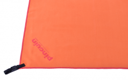 PINGUIN Micro Towel L - orange