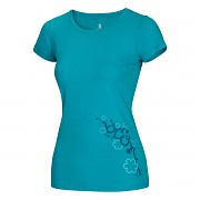 OCÚN Blooms T - Baltic Blue