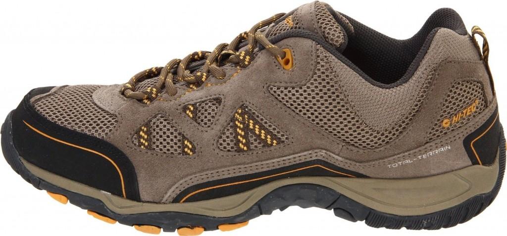 c8facbb8ee3 Pánská obuv HI-TEC Galago Low - dark grey black - vel. 44   Outdoor ...