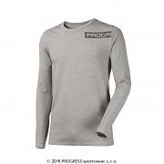 PROGRESS Longbar - šedý melír - vel. XXL