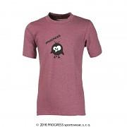 "PROGRESS Bambino Kid - růžový melír - ""ptáček"" - vel. 104"