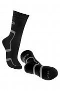 BENNON Trek Sock - black/grey