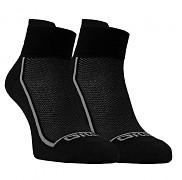 FLORES Sneaker - černá/šedá - vel. 36-38 - set 2 párů