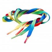 IQ Lace Rainbow - multicolor - 90 cm