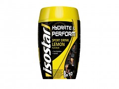 ISOSTAR Hydrate & Perform 560 g - citron