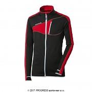 PROGRESS Spartan - černá/červená - vel. XL
