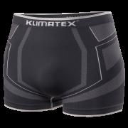 KLIMATEX Andris - antracit/sv. šedá