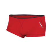 HUSKY Merino 100 kalhotky L - červená