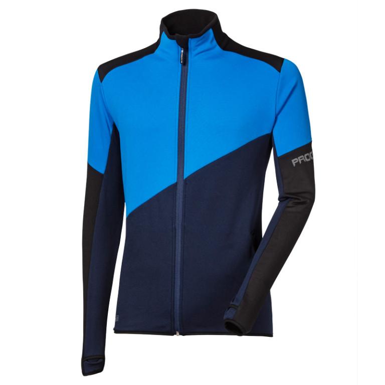 Pánské triko PROGRESS Longbar - šedý melír - vel. M   Outdoor-a ... c7bab63035