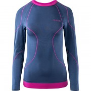 HI-TEC Lady Ikar Top - blue/fuchsia