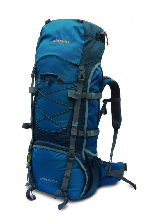 Turistický expediční batoh PINGUIN Explorer 60 l - blue   Outdoor-a ... 7d76ddd6a4