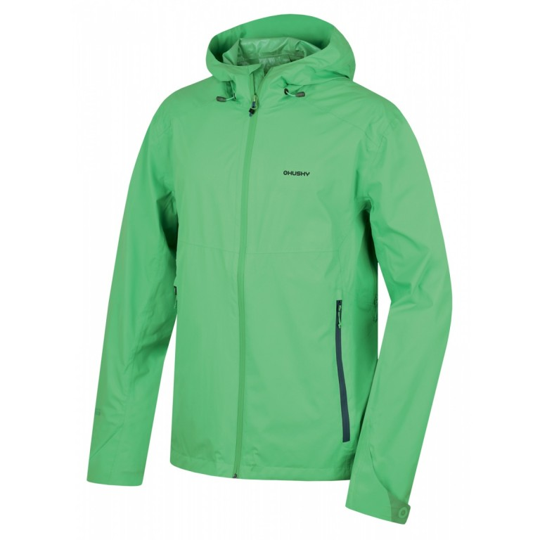 Pánská outdoorová bunda HUSKY Lamy M - sv. zelená - vel. M   Outdoor ... 6fca4e8e58