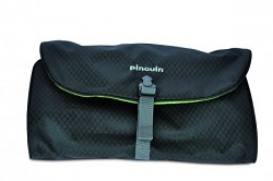 PINGUIN Foldable Washbag L - black